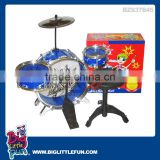 Children enlighten toys drum sets for sale