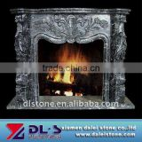 Stone Fireplace Stove