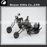 Metal Craft Decorative Motorcycle Model