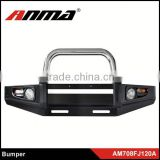 Front Bumper and rubber bumper plates