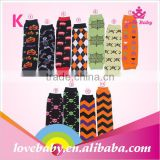 Animal cartoon legwarmer for kids cotton&woolen soft legwarmer with flower ruffle