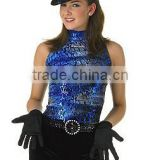 2014 short ballet dancewearglove-- colorful gloves- short kids dance gloves -children and adults