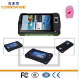 Android 4.2 3G Bluetooth RFID tablet with RS232 support Mifare cards reader and simply ID\'s cards reader (A370)