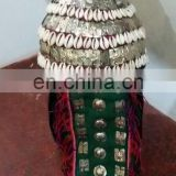 (kh-0001) - Afghan Turkman Headdress /kuchi jewellery/ vintage kuchi / Tribal Jewellery
