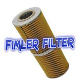 Alpha Diesel Filter element 1883537,166292-3, 169198-9, 186416-34, 186417-2, 188353-7