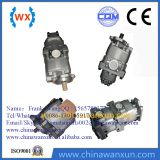 706-55-23020 HYDRAULIC GEAR PUMP FOR LW250L Triple pump