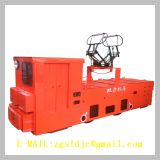 7t/10t Underground Mining Electric Locomotive Battery Trolley Mining Locomotive For Sale