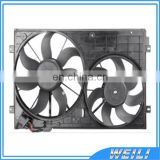 Electric Cooling Fan / Condenser Fan / Radiator Fan Assembly 1TD121203A for VW Tiguan 2.0 Golf Bora Sagitar 1.6L; SKODA Octavia