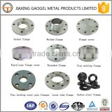 Quality Assurance High Precision C22.8 Carbon Steel Forged Flange                                                                         Quality Choice