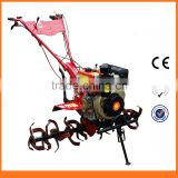 Powerful Manual Agricultural Equipment New Design Farm Machinery Diesel Power Tiller Plough