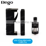 100% Original Joyetech eVic VTwo Mini 75W TCR/VW/VT with Cubis Pro Tank Kit New Best Price from Elego