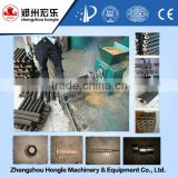 Briquette press machine/coconut shell charcoal briquette machine                                                                         Quality Choice