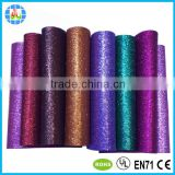 shiny glitter eva foam in bright colors for craft use