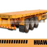 40ft flat deck semi trailer