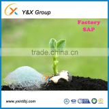Specification Water Based SAP Agricultural Super Absorbent Polymer