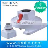 Battery Selector Switch Isolator Switch 3 Phase