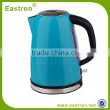 220 V new Design home kitchen appliance 1.7L plastic electric tea kettle                                                                         Quality Choice
