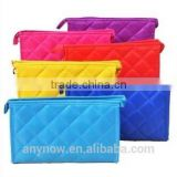 Factory wholesaler woman gift cosmetic bag many colors choose