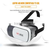 2016 hottest Head Mount Plastic Version google cardboard vr 2nd generation Accept OEM customized logo