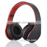 Foldable Stereo Sports Headset Headband Wireless Bluetooth Headphones Earphone 4in1 with Mic for iPhone iPad PC