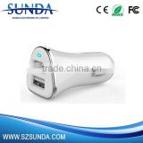 china supplier accessories for car usb car charger for charging mobile phone/tablet/MP3 devices