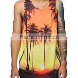 fitness sublimation tank tops,custom fitness stylish tank tops,fit dryfit custom tank tops