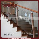 plastic handrail cover glass price m2 glass stair railing