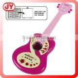B/O baby toy electric guitar toy with light and music-musical instrument for children