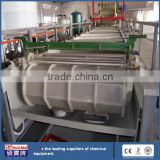 Industry Leader Semi-automatic barrel plating line for copper-tin alloys plating