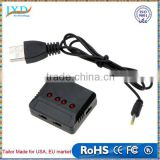 X4 X5C Ports Mini RC lipo Battery USB Charger Universal RC Toy Accessory for Syma Hubsan H107 Wltoys Airplane Battery