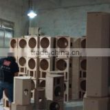 birch plywood cabinet of pro speaker and line array speaker from guangzhou