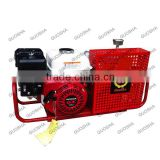 100L/min 200-300Bar SCUBA Diving Portable Air Compressor / High Pressure Paintball Air Compressor