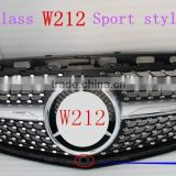 full star grille For Mercedes Benz 2013 W212 E-Class