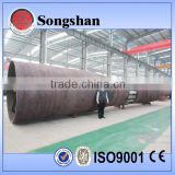 Widely used calciner Rotary kiln in China