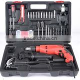 Household hardware tools household combined multifunctional group sets of toolkit gift set suits