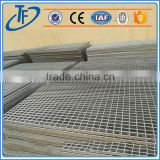customized galvanized steel bar grating panel and manufacturer steel bar grating