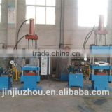 Hydraulic molding machine for vulcanized rubber / making machines for rubber car mat