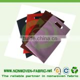 High quality 100% PP spunbond nonwoven fabric for shopping bag, wine bag and sofa non woven interlining