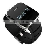 Smart Wearable Touch Screen Bluetooth Watch Support Hands-free Phone Call / Anti-lost Alarm