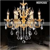 Stock Modern Chandeliers Tall Wedding Candelabra Centerpieces Luxury Lamps for Living and Dining MD8861