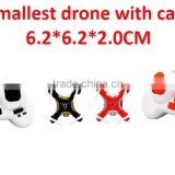 Mini Small Four-Axis With Six Gyro Hover Drone Factory Price Red GPS Drone With Camera For Baby Playing