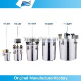 pressure tank 15 liter pressure feed tank 2 lite stainless steel pressurpressure tank pressure dispensing tanks with CE and ROSH