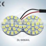 Spot supply 1206 (3020) 44smd car dome light, led car interior lights