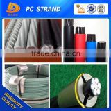 7 Wires Epoxy Coated PC Steel Strand