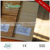 PVC Dry Back Wood Like Vinyl Flooring Sheet For Hospital