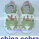 baby booties leather ( cute, new design )