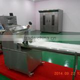 KH high quality french bread making machine, french bread maker, french bread production line