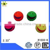 2015 new product promotional children rubber foam ball