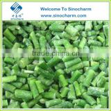 IQF Frozen Green Asparagus Tips & Cuts