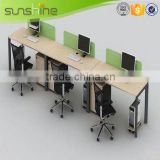 modern design cubicle office workstation furniture desk partition screen different style